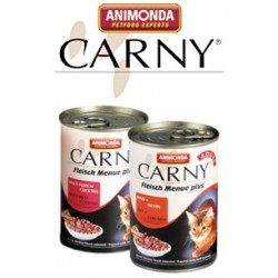 Carny Adult indyk + krewetki 200g ANIMONDA