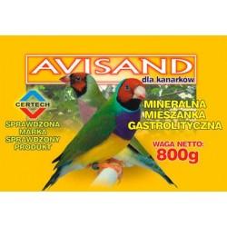 AVISAND mineralna mieszanka gastrolityczna dla kanarków 800 g