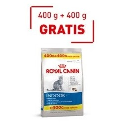 Indoor 27 400 g +400 g Gratis Royal Canin