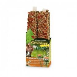 JR FARMY's kolby kwiaty ostu – nasiona trawy