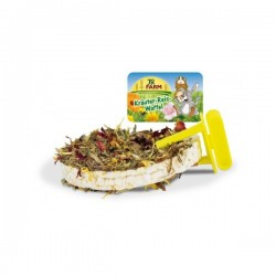 JR FARM Wafel ziołowo-ryżowy 15 g