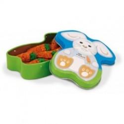 JR FARM Skrzynka z marchewkami dla gryzonia 50 g
