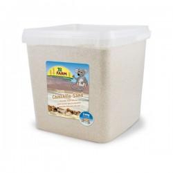 JR FARM Specjalny piasek dla szynszyli 4 kg