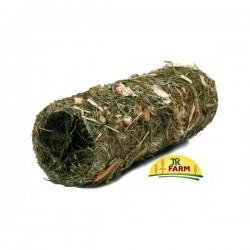 JR FARM Mały tunel z siana + naturalnego drewna 150 g