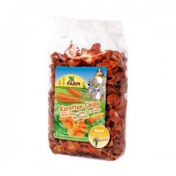 JR FARM Chipsy marchewkowe 125 g