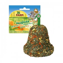 JR FARM Dzwon z siana o smaku marchwi 125 g