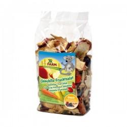 JR FARM Sałatka owocowa dla szynszyli 125 g