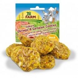 JR Farm pełnoziarniste ciasteczka z krewetek 80 g