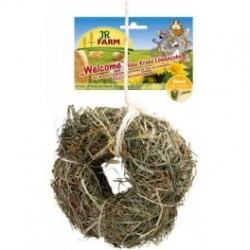 "JR FARM Wianuszek z siana ""Welcome"" mniszek 100 g"
