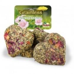 JR Grainless Serca - Kwiat róży 90 g