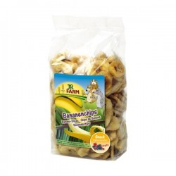 JR FARM Chipsy bananowe 150 g