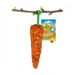 JR FARM Chrupiąca marchewka 60 g