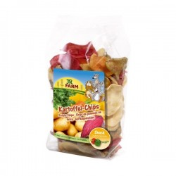 JR FARM Chipsy ziemniaczane 80 g