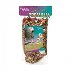 JR Birds Premium Szara papuga 950 g