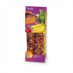 JR Birdy's Banany-Daktyle-Maliny 260 g