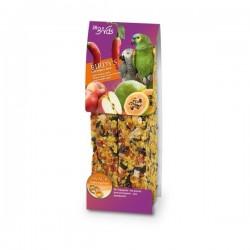 JR Birdy's Chili / Papaje /Jabłko 260 g