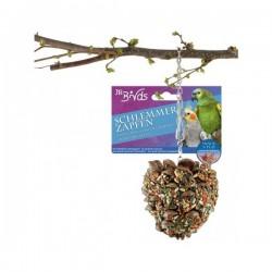JR Birds Rozpustne szyszki dla papug 195 g