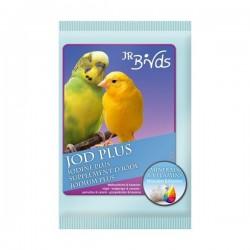 JR Birds Jod-Plus papużek falistych, kanarków i ptaków egzotycznych 30 g