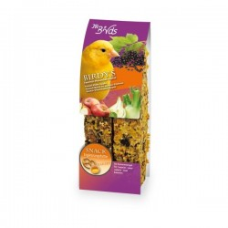 JR Birdy's Koper włoski / Owoce czarnego bzu / Jabłko