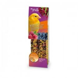 JR Birdy's Amarant / Jagody / Maliny 130 g