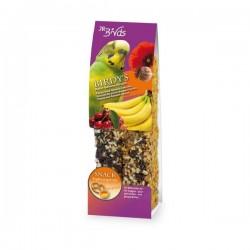 JR Birdy's Mak / Banany / Wiśnie 130 g