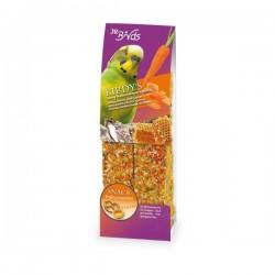 JR Birdy's Miód / Muszla ostrygi / Marchewka 130 g