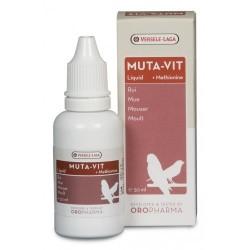 Muta-vit Liquid 30 ml - preparat witaminowy na pierzenie dla ptaków