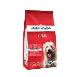 Arden Grange Adult Chicken & Rice 2 kg karma dla psów