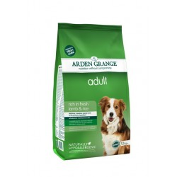 Arden Grange Adult Fresh Lamb 12 kg karma dla psów