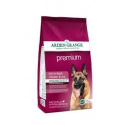 Arden Grange Adult Premium 12 kg karma dla psów dorosłych