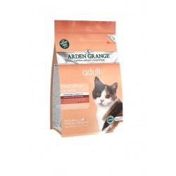 Arden Grange Cat Fresh Salmon & Rice 4 kg dla kotów