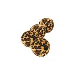 Trixie piłeczki panterki dla kota 4szt. TRIXIE
