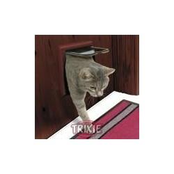 Drzwi dla kota FreeCat Classic - brązowe lub białe TRIXIE