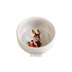 Miska dla królika 300ml TRIXIE