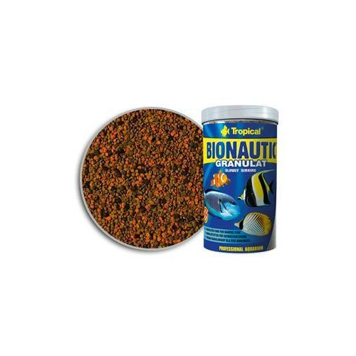 Pokarm BIONAUTIC 500 ml / 275 g TROPICAL