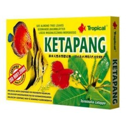 Naturalny środek do uzdatniania wody KETAPANG 30 g TROPICAL