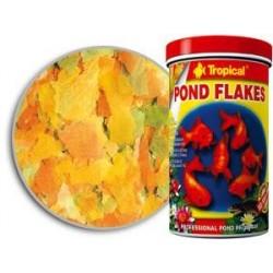 Pokarm płatkowany dla niewielkich ryb ogrodowych POND FLAKES 1000 ml / 145 g TROPICAL
