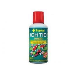 Preparat do oczek wodnych, który zapewnia rybom bezpieczny i prawidłowy rozwój ICHTIO POND 250 ml TROPICAL