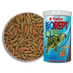 Wieloskładnikowe pałeczki dla żółwi wodnych BIOREPT W 20 g TROPICAL