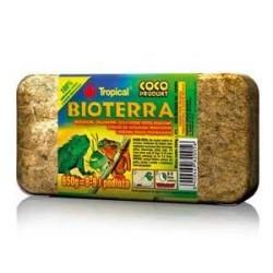 Kokosowe podłoże terrarystyczne BIOTERRA 650 g TROPICAL