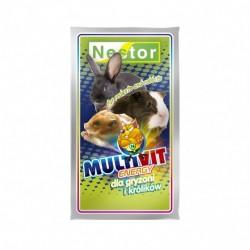 Multivit odżywka dla gryzoni i królików 20 g NESTOR