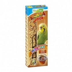 Kolba dla małych papug z miodem 2 sztuki NESTOR