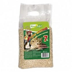 Leśna ściółka - źwirek ekologiczny 7 litrów NESTOR