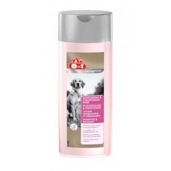 Moisturizing & Conditioning Rinse odżywka ułatwiająca rozczesywanie dla psów 250 ml 8in1