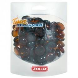 Perełki szklane brązowe 400 g ZOLUX