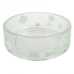 Przezroczysta miska szklana 12 cm ZOLUX