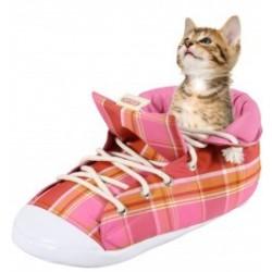 Koszyk dla kota - różowy ZOLUX