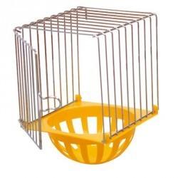 Gniazdko dla kanarka metalowe ZOLUX