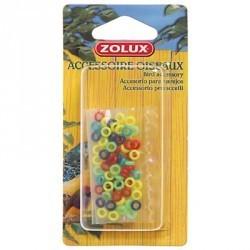 Obrączki plastikowe Kanarki i Zeberki ZOLUX