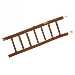 Drabinka 7 szczebelków drewniana naturalna ZOLUX